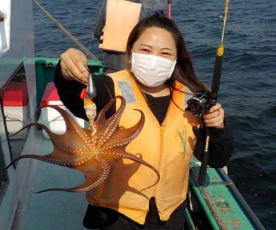 打木屋釣船店の2021年6月9日(水)4枚目の写真