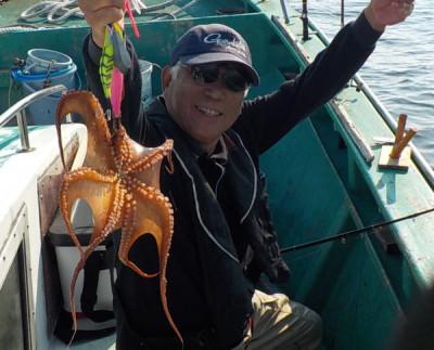 打木屋釣船店の2021年6月9日(水)5枚目の写真