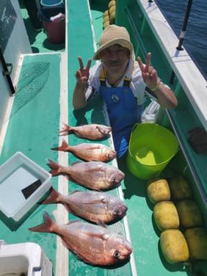 瀬戸丸の2021年6月9日(水)2枚目の写真