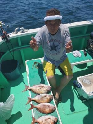 瀬戸丸の2021年6月9日(水)3枚目の写真