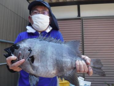 奥村釣船の2021年6月10日(木)1枚目の写真