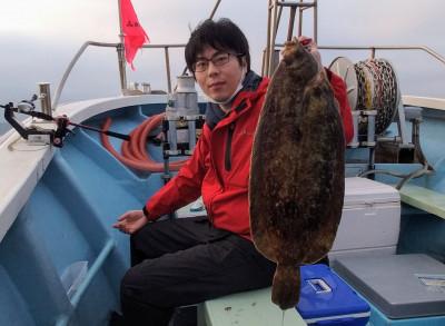佐々木釣具店 平進丸の2021年6月9日(水)1枚目の写真