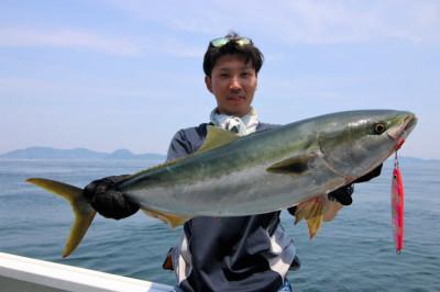 西岡遊漁の2021年6月10日(木)1枚目の写真
