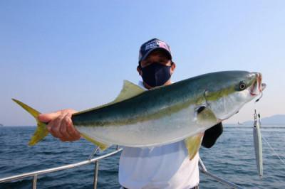 西岡遊漁の2021年6月10日(木)3枚目の写真