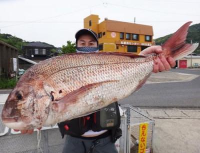 丸銀釣りセンターの2021年6月10日(木)1枚目の写真
