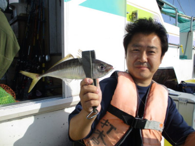 打木屋釣船店の2021年6月11日(金)1枚目の写真