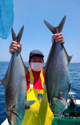 重郎平丸の2021年6月10日(木)5枚目の写真