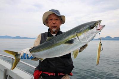 西岡遊漁の2021年6月11日(金)1枚目の写真