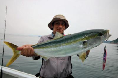 西岡遊漁の2021年6月11日(金)2枚目の写真