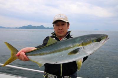 西岡遊漁の2021年6月11日(金)4枚目の写真