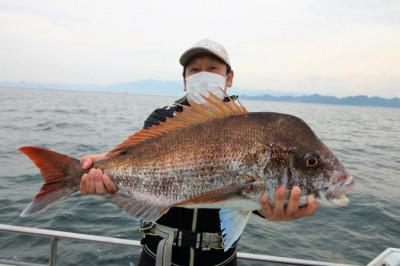 西岡遊漁の2021年6月11日(金)5枚目の写真