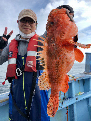 力漁丸の2021年6月12日(土)3枚目の写真