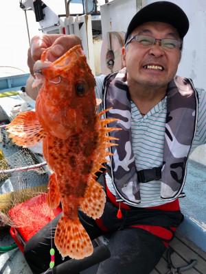 力漁丸の2021年6月12日(土)5枚目の写真