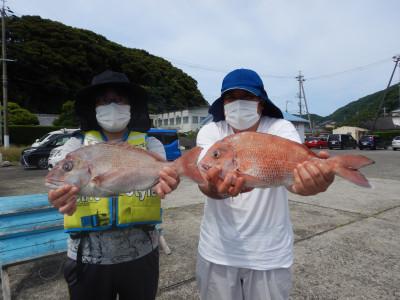 愛丸フィッシングの2021年6月12日(土)1枚目の写真