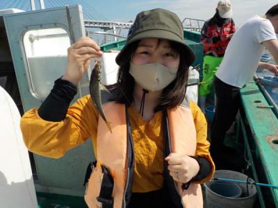 打木屋釣船店の2021年6月12日(土)1枚目の写真
