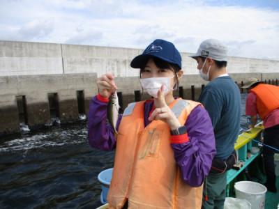 打木屋釣船店の2021年6月12日(土)2枚目の写真