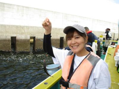 打木屋釣船店の2021年6月12日(土)3枚目の写真