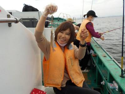 打木屋釣船店の2021年6月12日(土)4枚目の写真