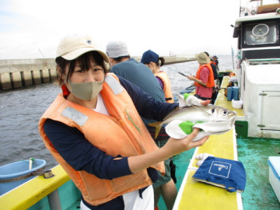 打木屋釣船店の2021年6月12日(土)5枚目の写真