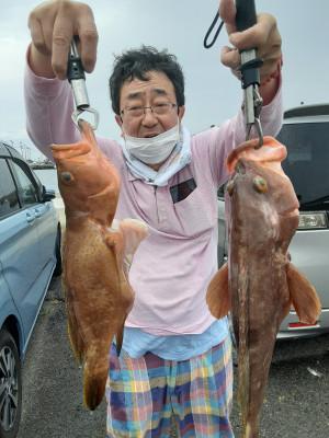 赤峯釣船の2021年6月12日(土)1枚目の写真