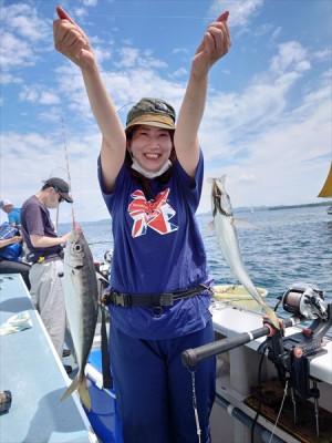 洋征丸の2021年6月12日(土)1枚目の写真