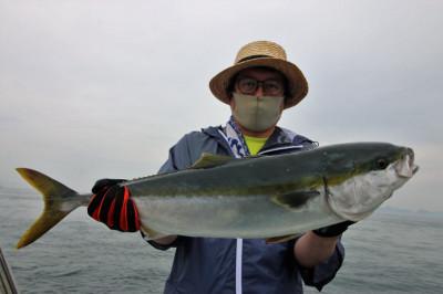 西岡遊漁の2021年6月12日(土)2枚目の写真