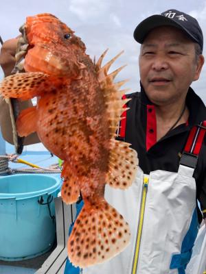力漁丸の2021年6月13日(日)5枚目の写真