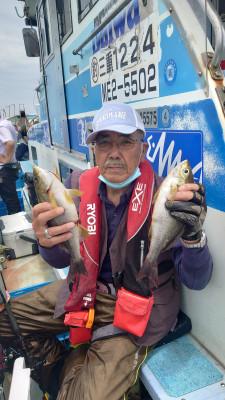 釣り船 秀進丸の2021年6月13日(日)1枚目の写真