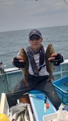 釣り船 秀進丸の2021年6月13日(日)4枚目の写真