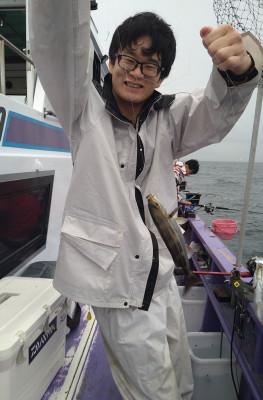 春栄丸の2021年6月14日(月)1枚目の写真