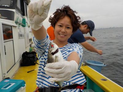 打木屋釣船店の2021年6月13日(日)1枚目の写真