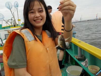 打木屋釣船店の2021年6月13日(日)2枚目の写真