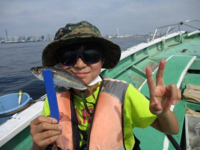 打木屋釣船店の2021年6月13日(日)3枚目の写真