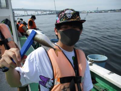 打木屋釣船店の2021年6月13日(日)5枚目の写真