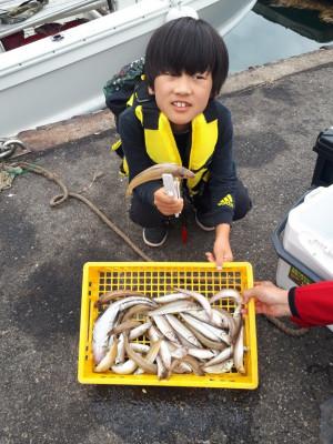 釣り船くわだの2021年6月12日(土)1枚目の写真