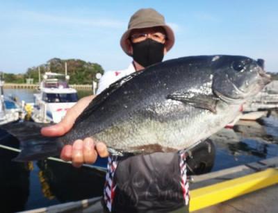 丸銀釣りセンターの2021年6月14日(月)2枚目の写真
