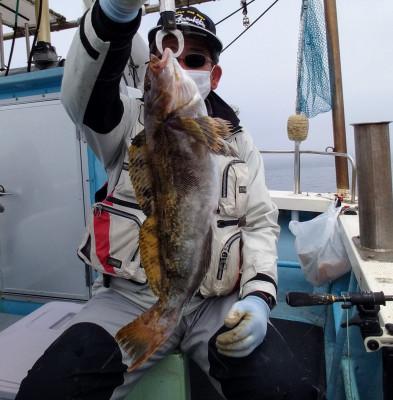 佐々木釣具店 平進丸の2021年6月15日(火)3枚目の写真