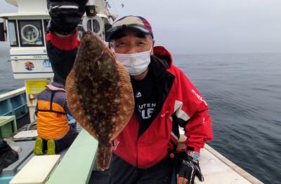 佐々木釣具店 平進丸の2021年6月15日(火)5枚目の写真
