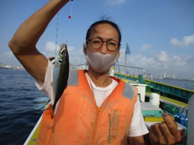 打木屋釣船店の2021年6月15日(火)2枚目の写真
