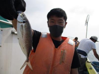 打木屋釣船店の2021年6月15日(火)4枚目の写真