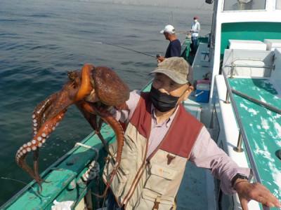打木屋釣船店の2021年6月15日(火)5枚目の写真