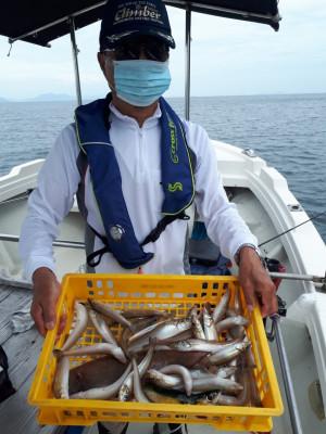 釣り船くわだの2021年6月13日(日)4枚目の写真
