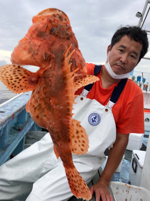 力漁丸の2021年6月16日(水)1枚目の写真