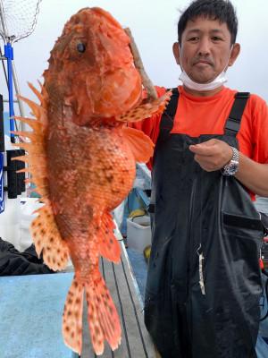 力漁丸の2021年6月16日(水)3枚目の写真