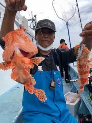 力漁丸の2021年6月16日(水)4枚目の写真