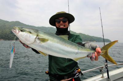 西岡遊漁の2021年6月13日(日)2枚目の写真