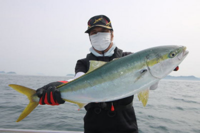 西岡遊漁の2021年6月15日(火)1枚目の写真