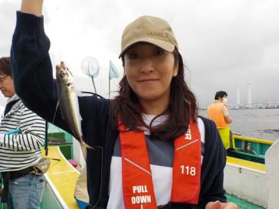 打木屋釣船店の2021年6月16日(水)1枚目の写真
