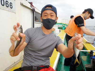 打木屋釣船店の2021年6月16日(水)2枚目の写真
