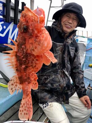 力漁丸の2021年6月17日(木)4枚目の写真